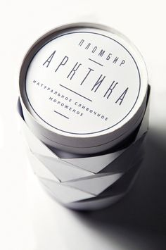 Arktika Ice Cream (Student Project) on Packaging of the World - Creative Package Design Gallery