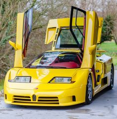 Looking for the Bugatti EB 110 of your dreams? There are currently 3 Bugatti EB 110 cars as well as thousands of other iconic classic and collectors cars for sale on Classic Driver. Lamborghini, Bugatti Cars, Bugatti Veyron, Maserati, Ferrari, Ford Motor Company, Audi, Porsche, Ford Focus