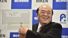 The periodic table will gain four new elements, making the seventh row of the chart complete.