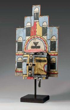 Hemis kachina mask Hopi (Colton 132) [jcx]