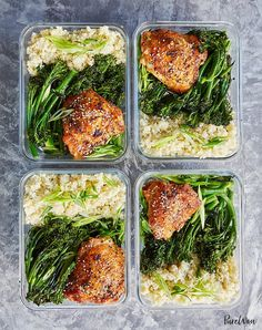 If you're trying to add protein to your diet, these 30 high-protein meals all have at least 20 grams of the good stuff (and none of them are boring old steak and potatoes). #high #protein #meals