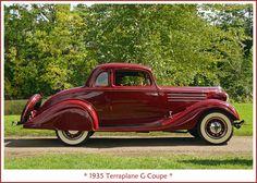 1935 Terraplane G Coupe