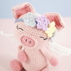 This is an original pattern (in English using American terminology) to create your own adorable little pig called Pippa. Pippa is a sweetheart and just has the warmest heart. She makes a wonderful friend and will always be there for you. BEFORE YOU PROCEED PLEASE NOTE THAT THIS LISTING IS FOR THE PATTERN ONLY AND NOT THE FINISHED DOLL AND NO REFUNDS CAN BE OFFERED ON DIGITAL PURCHASES.  The pattern is suitable for beginner crochet crafters who have knowledge of the basic stitches (including…