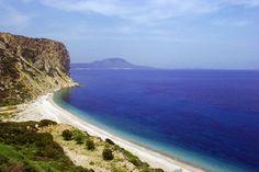 Kobonada, Kythira Island Turquoise Water, What A Wonderful World, Archipelago, Greek Islands, Wonders Of The World, Beaches, Beautiful Places, Coast, Europe