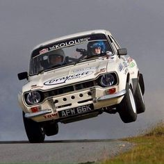 Classic Car News Pics And Videos From Around The World Sports Car Racing, Sport Cars, Race Cars, Auto Racing, Motor Sport, Escort Mk1, Ford Escort, Ford Capri, Cj Jeep