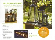 Les 3 lanternes MIRADOR, obtenez les a 50% de rabais contactez moi pour infos www.partylite.biz/marcelrobidoux Mars, 3 D, Garden, Showgirls, Lantern, Garten, March, Lawn And Garden, Gardening