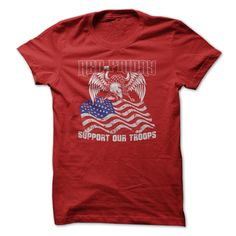 Red Friday - Support our troops Show Your Pride! Armed Forces Gear, Patriotic Shirts, Pride, Gifts, Military, Army, Airforce, Navy, Marines, Coast Guard, Tees, United States Veterans, U.S.A., United States of America, T-Shirts, Wife, Girlfriend, Husband, Family, Mom, Dad, Son, Daughter, Quotes, Sayings