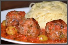 Boulette-à-l'italienne-du-chef-gordon-ramsay How To Cook Meatballs, How To Cook Beef, Meat Sauce Recipes, Soup Recipes, Chefs, Chef Gordon Ramsey, Healthy Ground Beef, Albondigas, Pasta