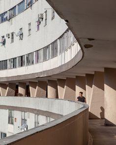 Pedregulho Housing Experiment, RIo de Janeiro - Affonso Eduardo ...