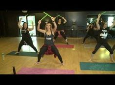 """""""THIS AIN'T A SCENE"""" Fall Out Boys - Dance Fitness Workout with Drum Sticks Valeo Club - YouTube"""