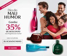 """Beleza Natural-Chocolate: Dia Do Mau""""Bom""""Humor"""