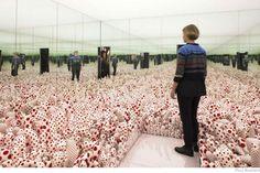 Yayoi Kusama Exhibition at the Louisiana Museum in Copenhagen | Do Shop