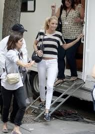Boat Shoes on Blake Lively