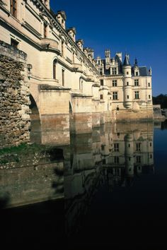 Chenonceau Lorie Valley, France.