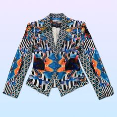 it's cold out, bring a jacket Psycadelic Art, Op Art, Bold Prints, Vintage Outfits, Vintage Clothing, Etsy Vintage, Dress To Impress, Fashion Art, Outfit Of The Day