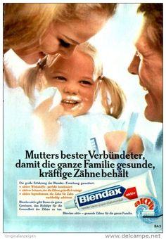 Original-Werbung/ Anzeige 1967 - BLENDAX -  ca. 120 x 170 mm
