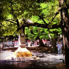 Barómetre Modernista a Plaça Espanya