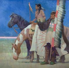 Jackson Hole Art Auction: Ceremonial Lance