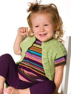 Sweet Pea pattern by Grace Mcewen Free Baby Sweater Knitting Patterns, Knitting For Kids, Knit Patterns, Free Knitting, Baby Knitting, Knitted Baby Clothes, Baby Sweaters, Tie Dye, Sweet