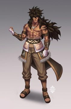 Kalua painting by Xelgot on DeviantArt Fantasy Character Design, Character Creation, Character Drawing, Comic Character, Character Concept, Character Inspiration, Black Anime Characters, Dnd Characters, Fantasy Characters