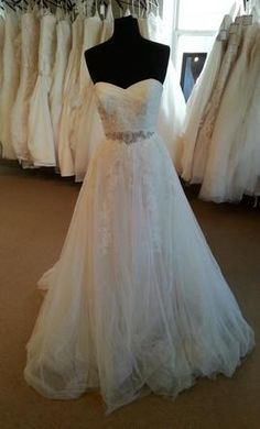 Pronovias Benjamin: buy this dress for a fraction of the salon price on…