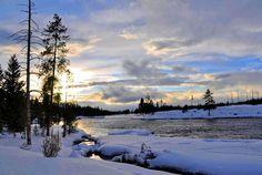 Yellowstone National Park - dat staat al zo lang op de planning....