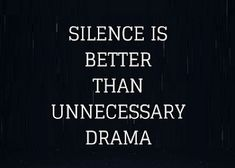 Quotes Sometimes people create lots of drama to solve one problem, whereas if they had chosen - Quotes
