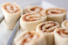 Sandwich Spirals