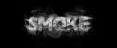 Create Smokey Typography in 12 Steps | PSDFan