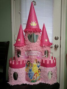 Princess piñata                                                                                                                                                                                 Más