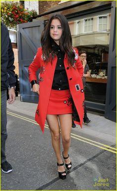 selena gomez london paris growing up revival interview 29... - Selena Gomez Style
