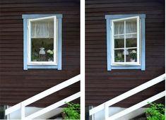 Att sätta spröjs är ett enkelt och billigt sätt att göra fönstren finare. Och om man själv gör dem kan man få det precis som man önskar.