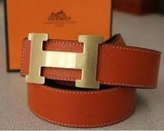 . Mens Hermes Belt, Hermes Men, Hermes Birkin, Men Accesories, Fashion Accessories, Hermes Orange, Buckle Outfits, Presents For Men, Brown Leather Belt