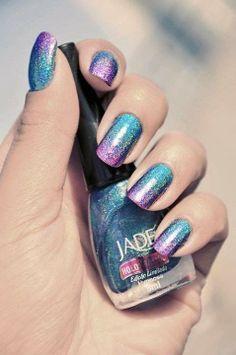 Ladies Nails Art Trends...