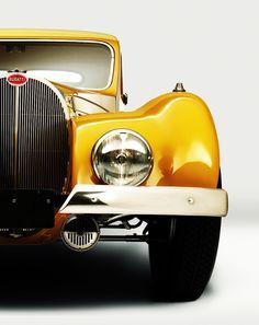 Bugatti I love yellow car's. Ted is the Desert Man.