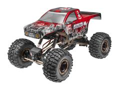 Redcat Racing Everest-10 Crawler 1/10 Scale Electric (With 2.4GHz Remote Control)