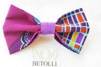 Hair clip. Purple by BETOLLI.