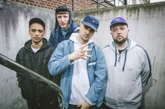 Kurupt FM tell us what's up with People Just Do Nothing series 4 - plus, love tips from MC Grindah  - DigitalSpy.com