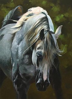 Gorgeous painting!