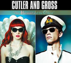 Cutler and Gross Sunglasses Cutler And Gross, The Row, Eyeglasses, Eyewear, Mermaid, Spy, Beautiful, Color, Colour