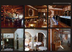 Grahams 1890 Lodge . Vila Nova de Gaia .  Luis Loureiro Arquitecto (Architecture Luís Loureiro) . Vinho do Porto . Port Wine . Rio Douro