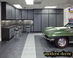 inside garage ideas | garage and shed interior design 2013 garage and shed interior design ...