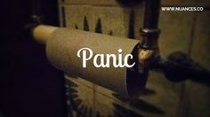 Such a literal definition!  #Nuances #Panic http://nuances.co/n/nuance/548fdc70f0daedea795789c8