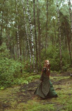 green wool cloak by fairysiren  forest spirit