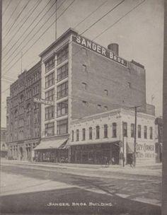 Sanger Bros. Building, downtown Dallas, Texas   Flickr - Photo Sharing!