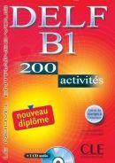 DELF B1 (with CD) - CLE