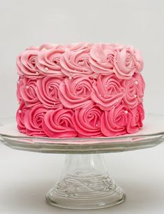Oliver s Desserts creates custom cakes, cupcakes, amp; desserts in the Cincinnati area. From birthdays to weddings, we have your special event covered! Cake Roses, Cakes With Roses, Buckwheat Cake, Bolo Cake, Zucchini Cake, Salty Cake, Cake Tins, Savoury Cake, Mini Cakes
