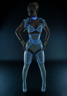 100 Futuristic Fashion Features - From Costume to Couture, These Bold Finds are Galactically Glam (CLUSTER)