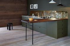 Fresh + Functional Kitchen Designs