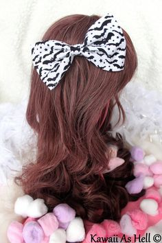 ●¸.•*¨Ƹ̵̡Ӝ̵̨̄Ʒ¨*•.¸●(KawaiiAsHell)●¸.•*¨Ƹ̵̡Ӝ̵̨̄Ʒ¨*•.¸●      ♥ This wonderful bow is the accessory you need to give some fantasy to your outfits ! ♥